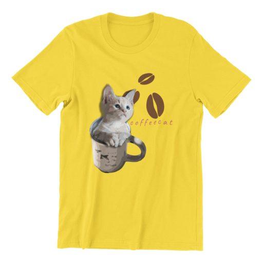 גור חתולים כוס קפה