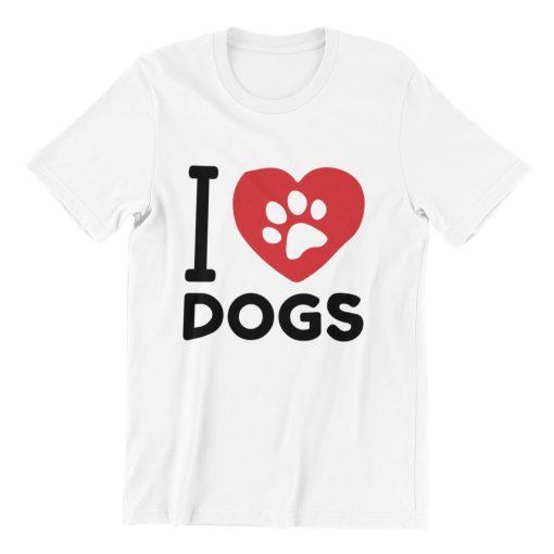אני אוהב כלבים