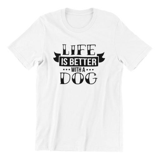 לחיות עם כלב