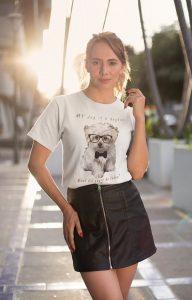 הדפסה על חולצות כלבים