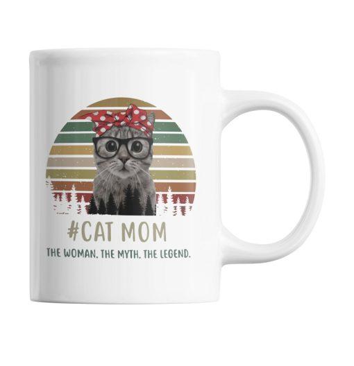 כוס קפה עם חתולים